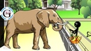Stickman Mentalist: Animals Killer Gameplay For Android (Milebny Palmeri)
