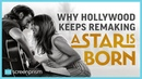 Why Hollywood Keeps Remaking A Star Is Born [eng sub]