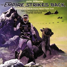 John Williams альбом The Empire Strikes Back