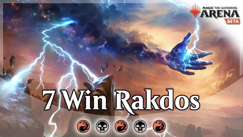 The Color Challenge - Ep. 9 - Rakdos Black/Red Burn Face Bo1 MTG Arena Deck Guide