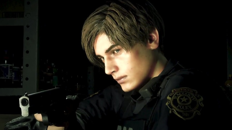 RESIDENT EVIL 2 REMAKE Gameplay Trailer (E3 2018) PS4/Xbox One/PC