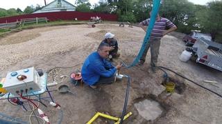 Абиссинский колодец 17 м. Часть 2. Abyssinian well 17 meters,part 2.