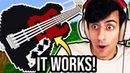 I Made a Bass in Minecraft and Played It (Davie504)