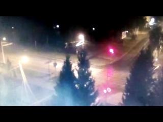 В полночь в стерлитамаке напротив дома №2 по проспекту октября неизвестный автомобиль совершил наезд на пешехода.