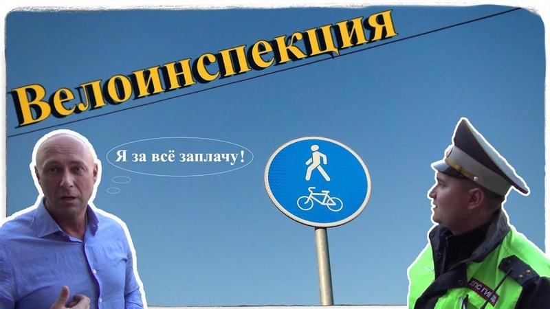 Велосипедные полосы Петроградского района