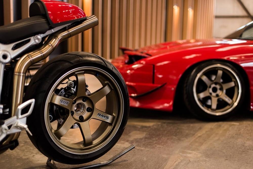 Выставка SixOne Automotive 2019 (фото)