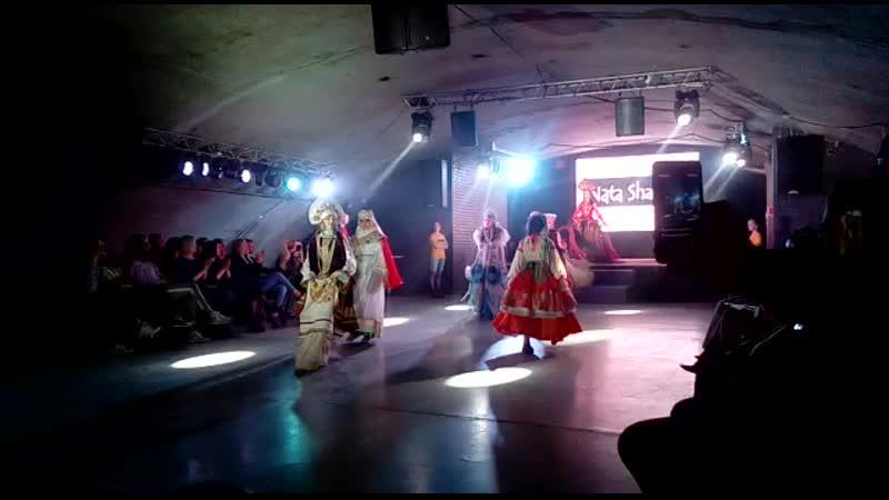 2 место в проекте Fashion Bitva среди профессионалов моды в Новосибирске от глянцевого московского журнала ESQUE vk.com/