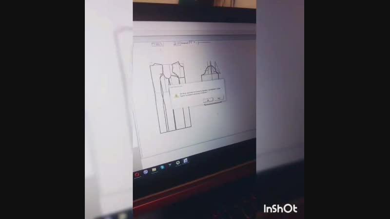 Компьютерная программа построения выкроек Генетика кроя .Курсы кройки и шитья в Иркутске.