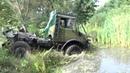 Unimog гавно( off-road 4x4