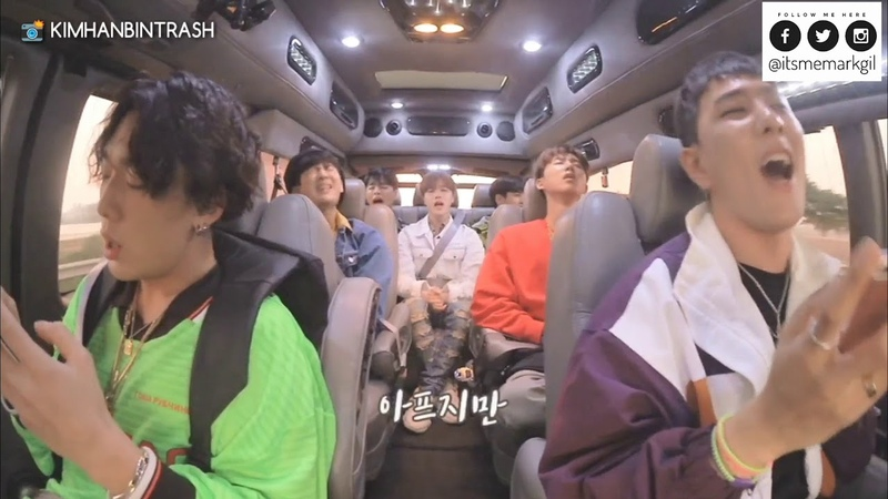 IKON CARPOOL KARAOKE | KOLORFUL FANMEETING 062018