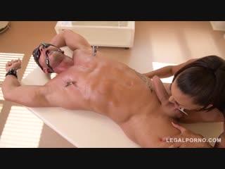 Gp269 - cassie del isla - anal, ass licking, blowjob, brunette, cum swallowing, deep throat, piss, rough