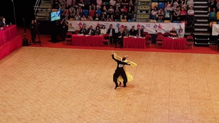 Kirill Novikov - Yaroslava Kuznetsova ADSF Asian Single Dance Championship 2018 W