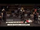 Ken45, Kengo, Manjimaru vs. Ciclope, Miedo Extremo, Violento Jack (Takashi Sasaki Produce - Pro-Wrestling Sengoku-Jidai)