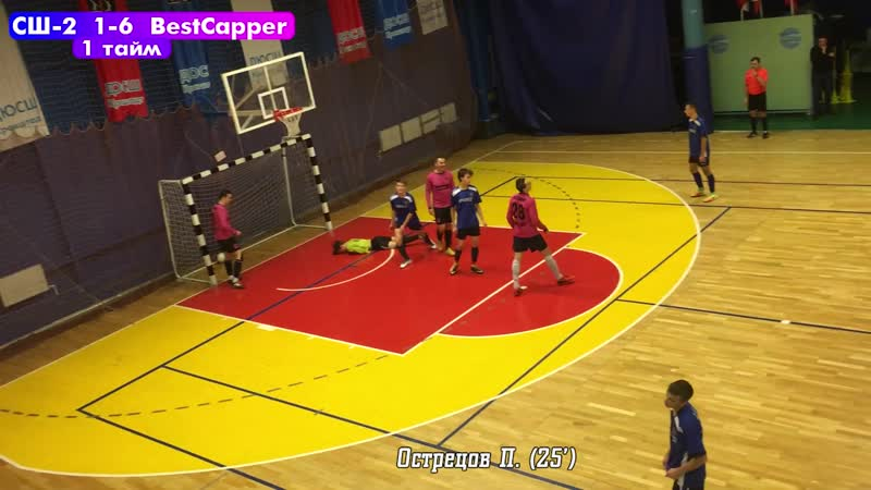 Чемпионат СШ 2 2 14 BestCapper