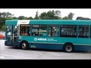ARRIVA Buses Returning to depot on Friday evening