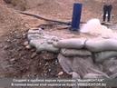Насос Гидротаран ГТ-300 в селе Кызыл-Октябрь.