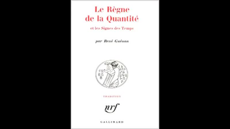 Résidus Psychiques René Guénon