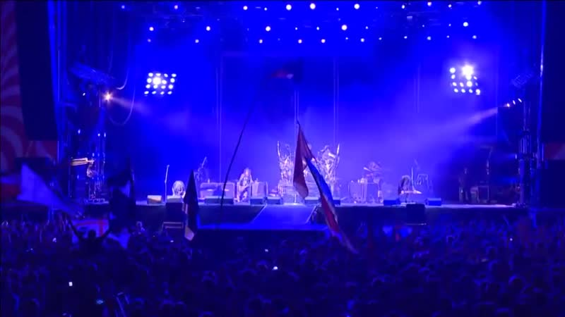 Korn live Sziget 2014