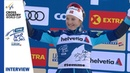 Ingvild F. Østberg | Today's race was important | Val di Fiemme | Ladies' MST | FIS Cross Country