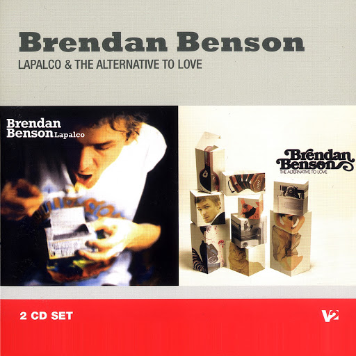 Brendan Benson альбом Lapalco / The Alternative To Love