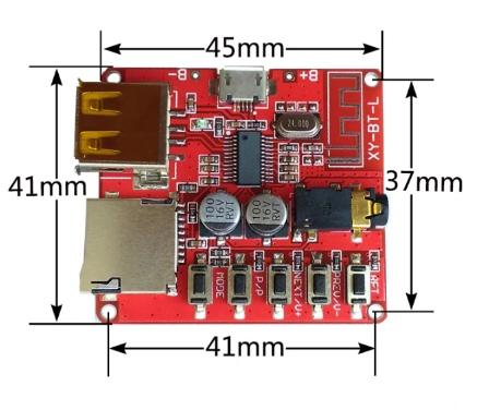 Bluetooth передатчик позволяет слушать музыку со смартфона без подключения каких-либо проводов