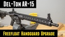 Freefloat Handguard Upgrade Step by Step