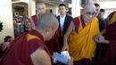 Далай лама Учение по Мадхьямака аватаре Чандракирти Первый день