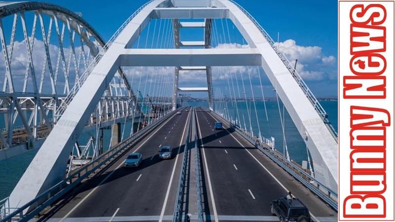 Керченский мост Трагедия которой не избежать