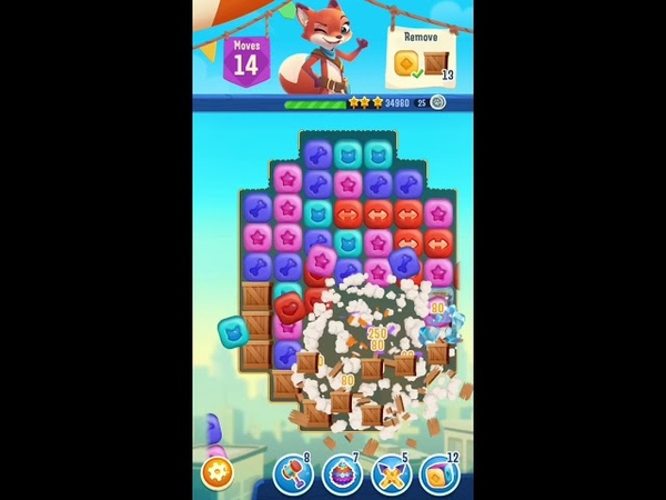 Pet Rescue Puzzle Saga Level 262 Gameplay iOS Android