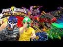 POWER RANGERS Все звезды Дорога к черному Рейнджеру 3 серия игры о Могучих Рейнджерах с Андрюхой н