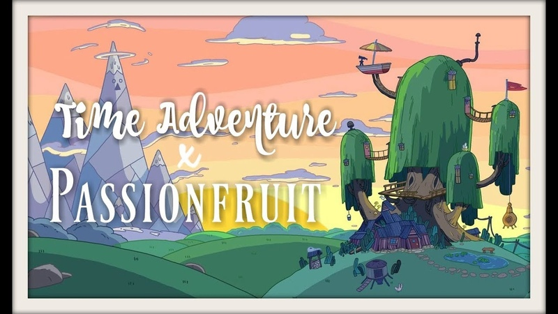Time Adventure x Passionfruit • cover by Jenny (Adventure Time Drake)