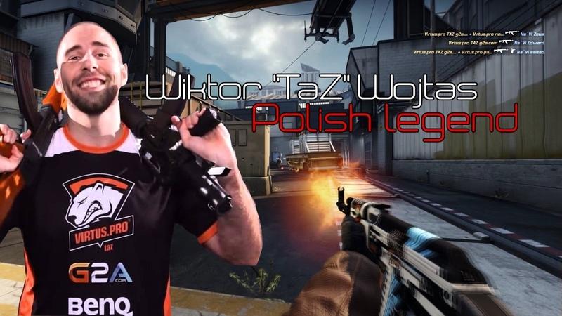 TaZ- Counter Strike Legend I Fragmovie