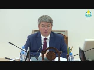 Алексей Цыденов о строительстве третьего моста
