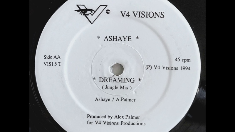 Ashaye Dreaming Jungle Mix