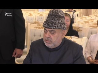 Азербайджанский молла: