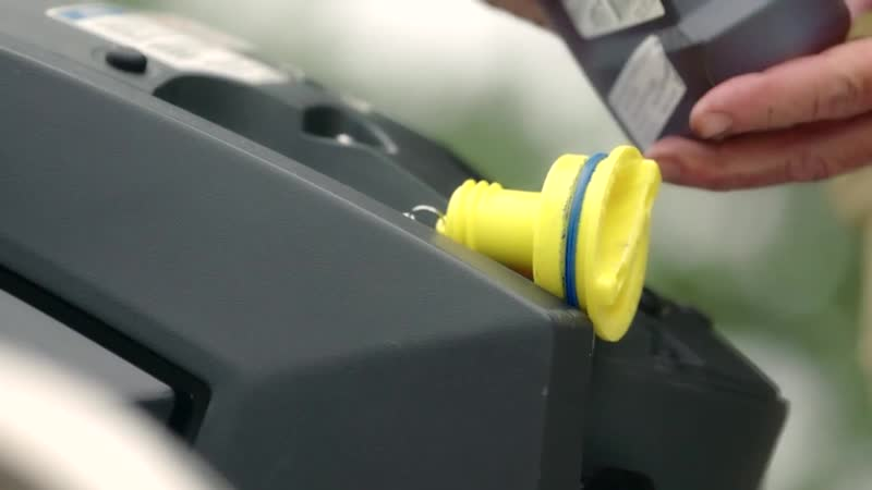 HOW TO_ Add Oil To Your Evinrude E-TEC G2