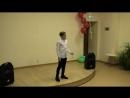 Конкурс Дети читают стихи. Громыко Никита, 12 лет