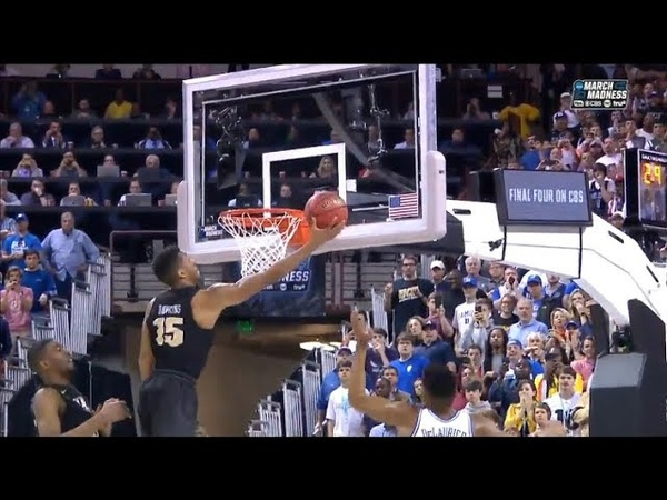 Ending of Duke vs UCF Second Round of NCAA Tournament March Madness 3 24 19