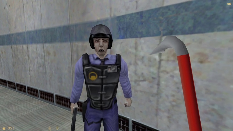 Half-Life Textures Upscaled with ESRGAN 2 (with models and link)