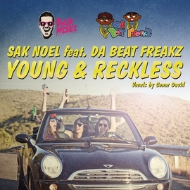 Sak Noel альбом Young & Reckless