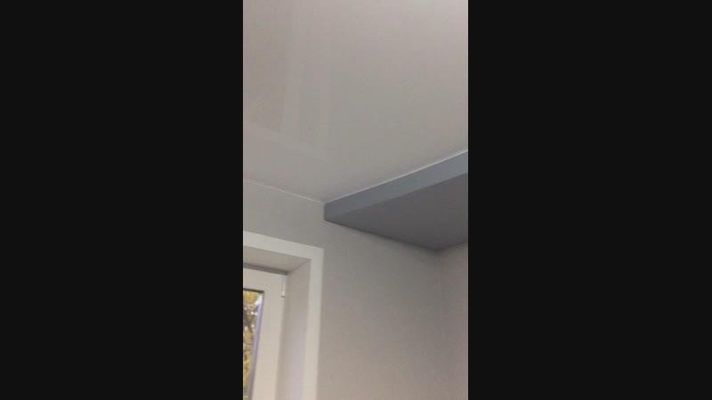 Потолок в детской .