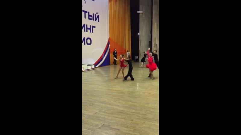 Бальные танцы/соревнования/турнир/2018🔥