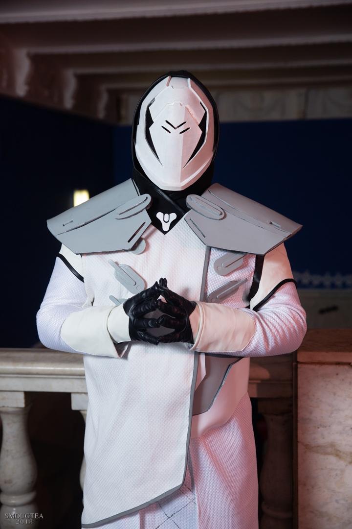 The Speaker cosplay