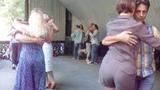 Милонга в Румянцевском саду 29.05.2018 Street Air Tango Project
