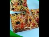 Самая вкусная мире пицца это мамины руки золотые