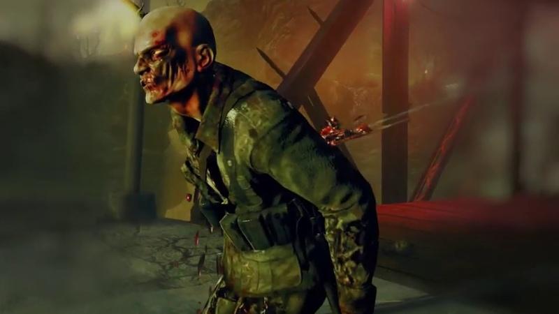 Прохождение Игры Zombie Army Trilogy 17 серия