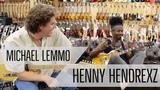 Michael Lemmo &amp Henny Hendrexz - Cohencaster &amp 1959 Gibson Les Paul Reissue Norman's Rare Guitars