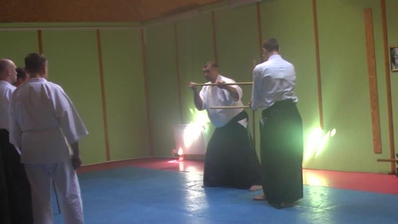 USHIRO TSUKI на точность