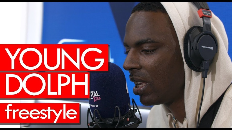Young Dolph Key Glock HOT freestyle over Memphis classic Cheese Dope - Westwood