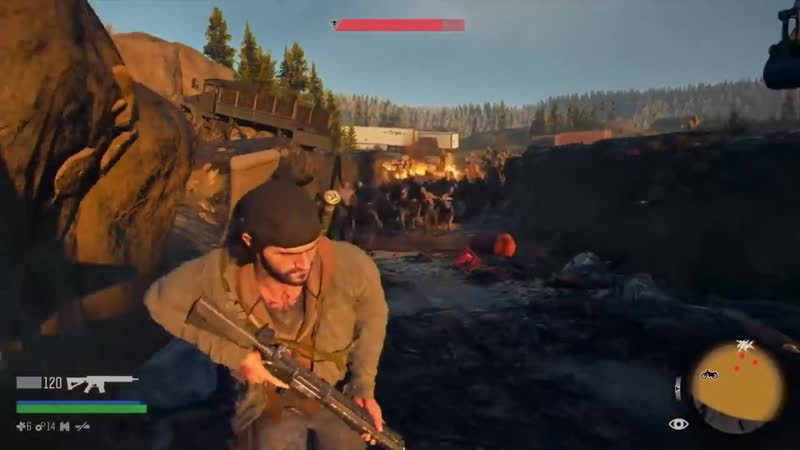 Days Gone Combat Breakdown with the Developers - PAX South